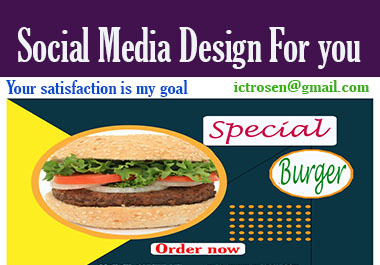 I will design social media cover for you