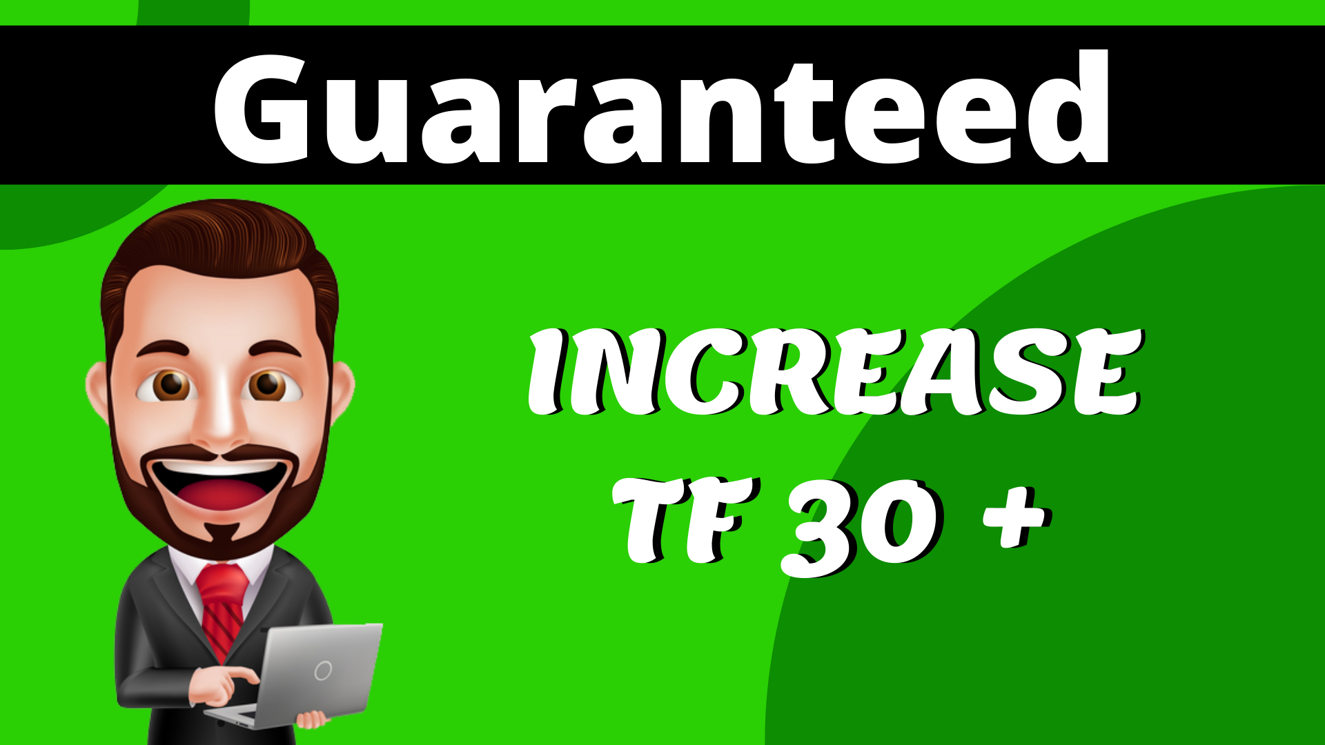I will increase Your Website Majestic Trust Flow 30 Plus