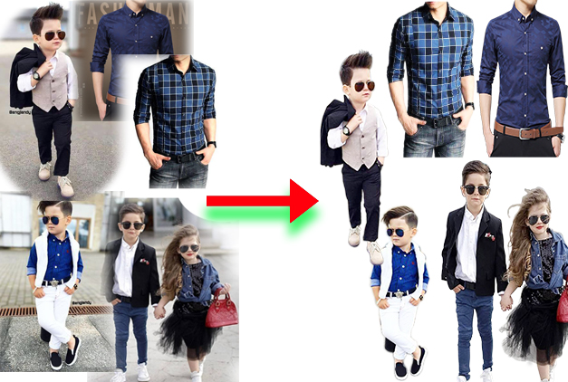 I will background removal and edit product photo retouch or cleanup