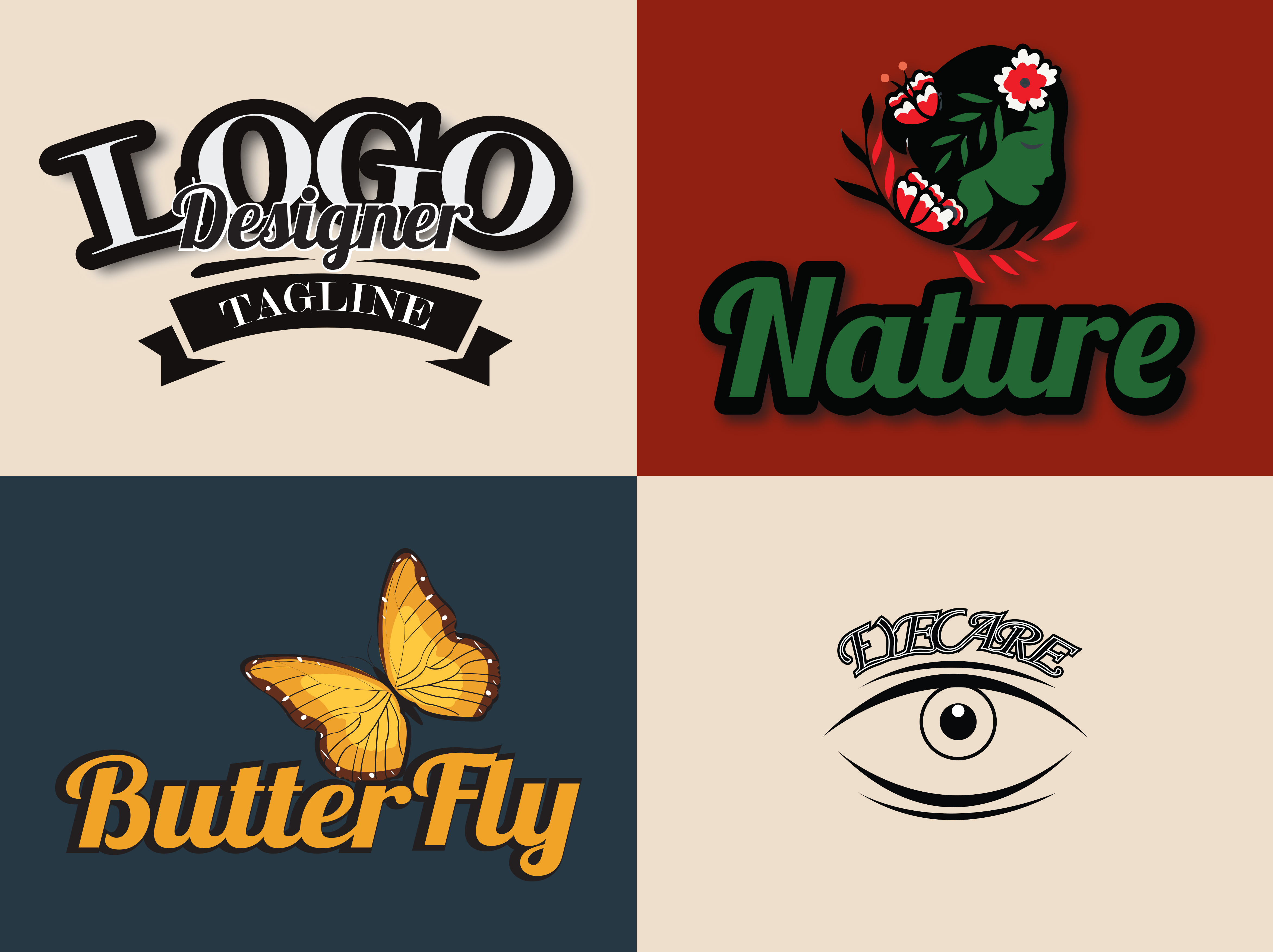 I will Design Creative Logo Design at Cheap price