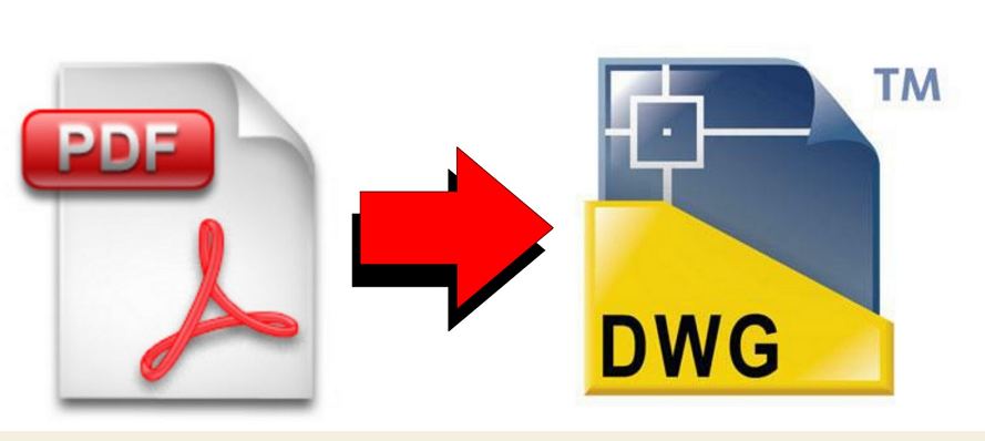 I am going to convert pdf files to workable DWG files at cheaper rates.