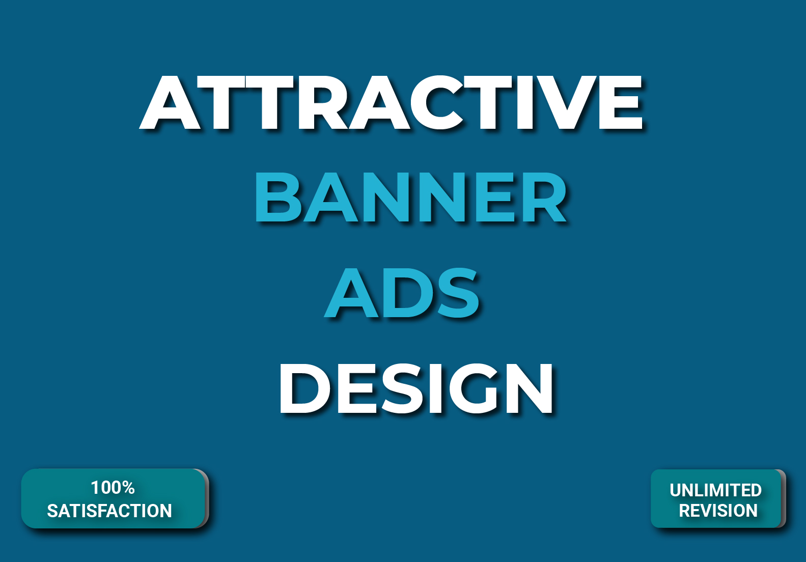 I will create 10 attractive Banner design