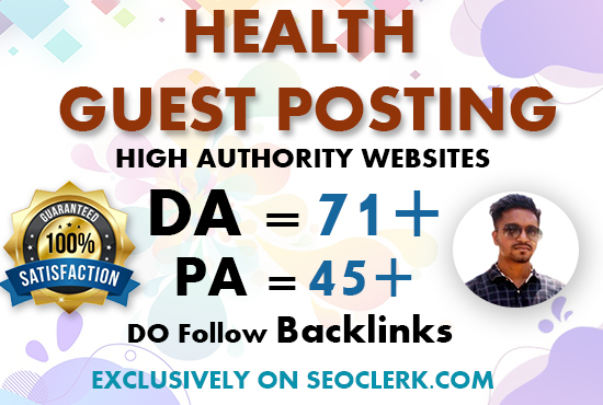 Get Do Follow Backlinks From High DA Sites ( DA 71+ )