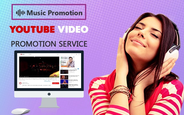 I will do organic youtube promotion of your video