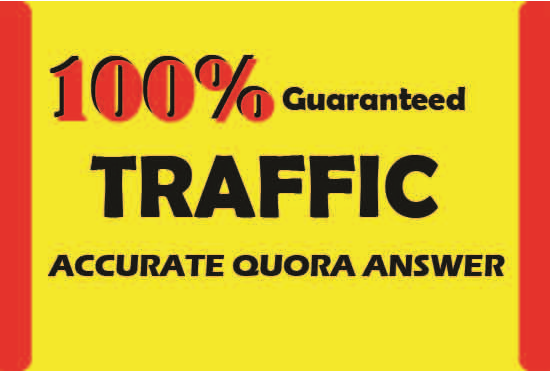 I will get niche relevant target traffic for your website 10 answer