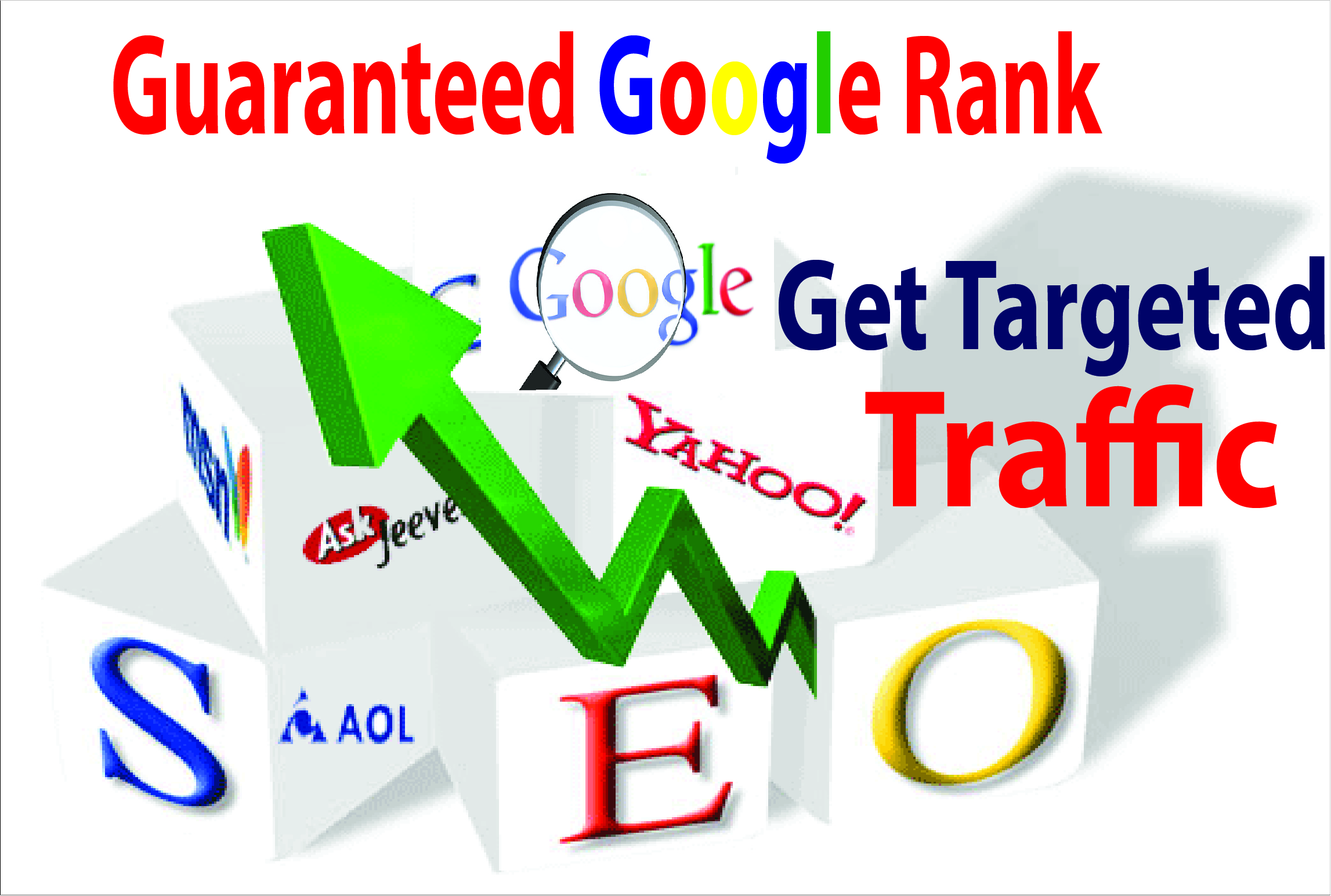 Boost and Rank your website on Google 1st Page