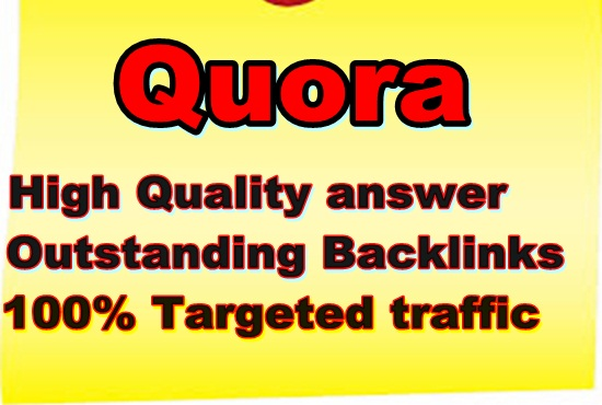 Mark up your website on Quora withe applicable link