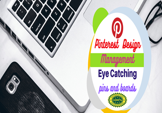 I will setup,  optimize and do pins and boards and pinterest marketing.