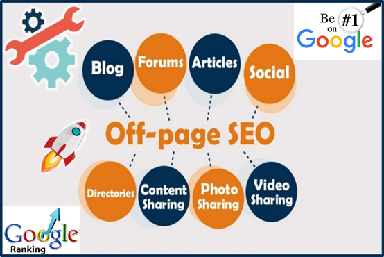 I will do monthly off-page SEO service manual high-quality backlinks for google rank