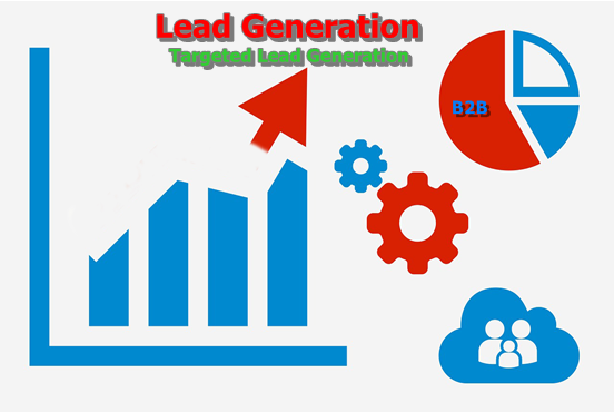 I will do 200 Lead generation and web research.