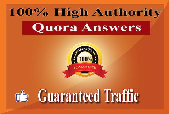 I'll Provide 10 High Quality Quora Answer