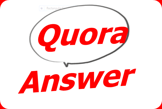 Promote your website in 20 high quality Quora Answer