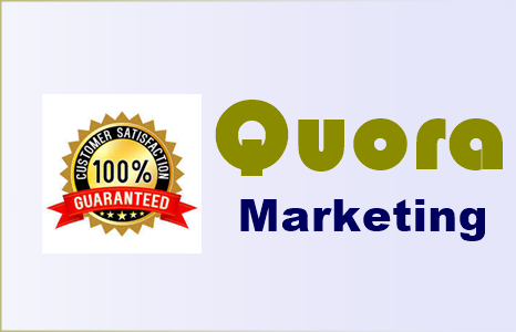 I will Promote your service with 10 qualitiful Quora answers
