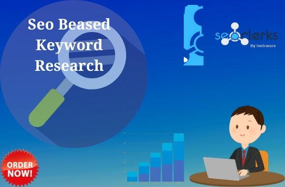 I will do depth SEO Keyword Research as per your niche.
