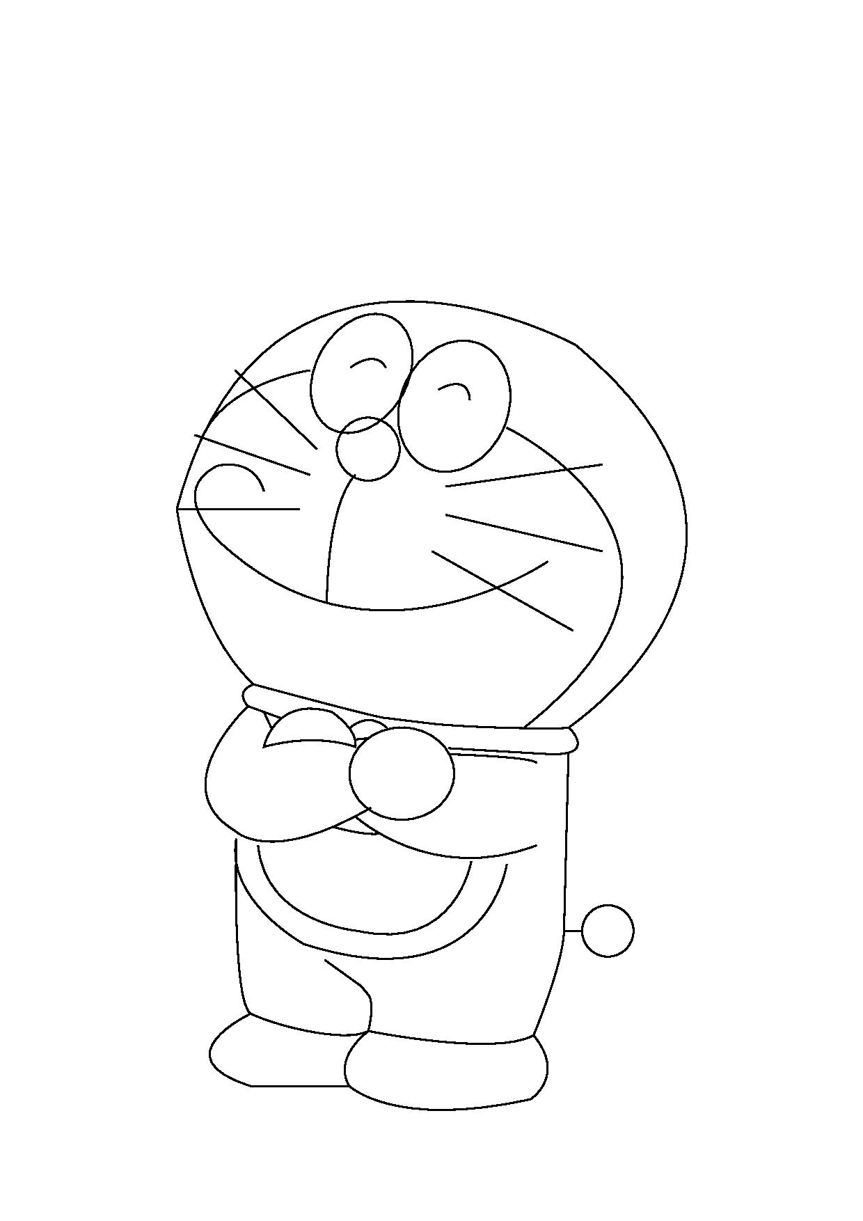 I will illustrate the diff Sketches or Cartoon characters through Pen tool