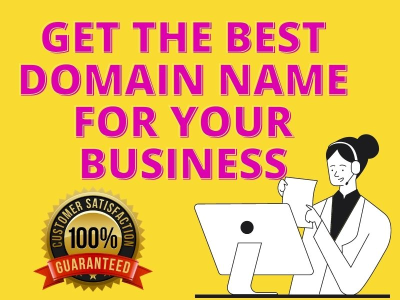 I will help you research unique domain for your business