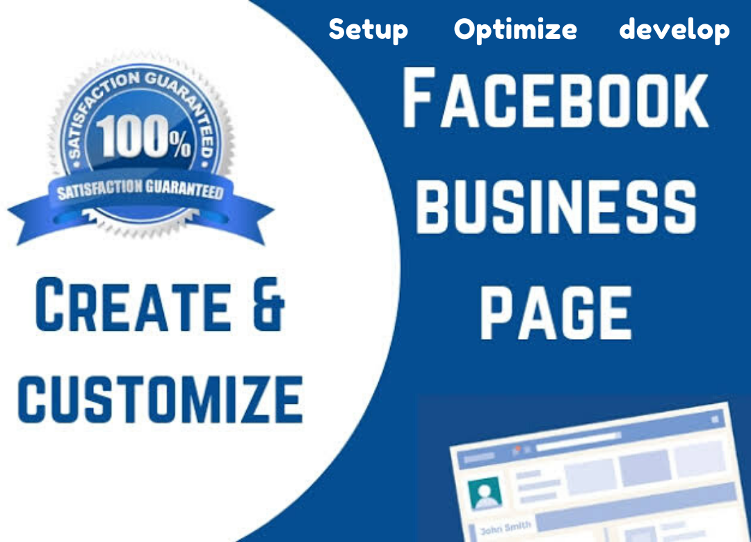 I will provide you an attractive Facebook business page