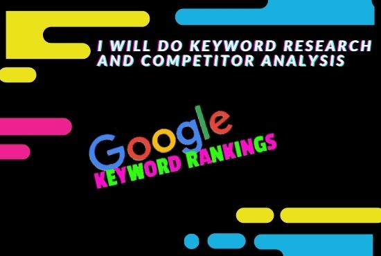 I'll provide SEO keyword research and competitor analysis