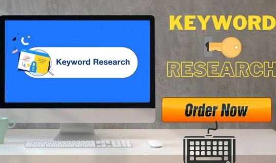 I will Perform keyword research and competitor analysis