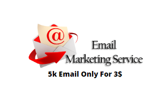 I will provide 1 k USA email business email customer email