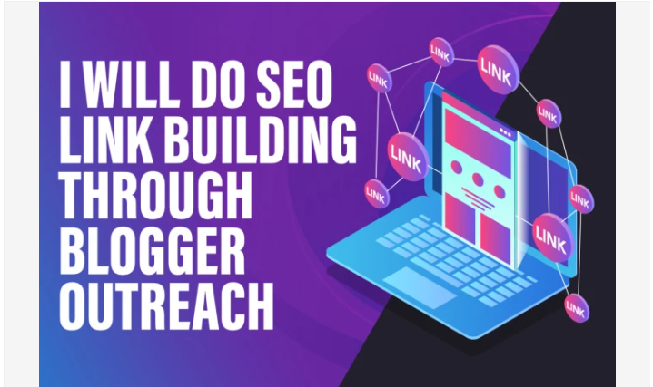 I will do 50 SEO backlinks white hat manual link building service for google top ranking