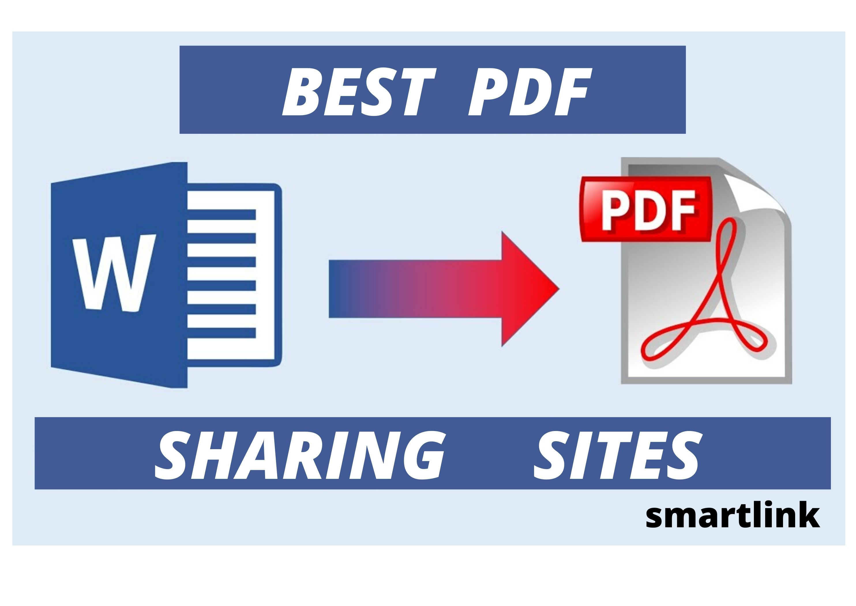 Best Sharing Sites to 23 Manual PDF and DOC Submission Backlinks