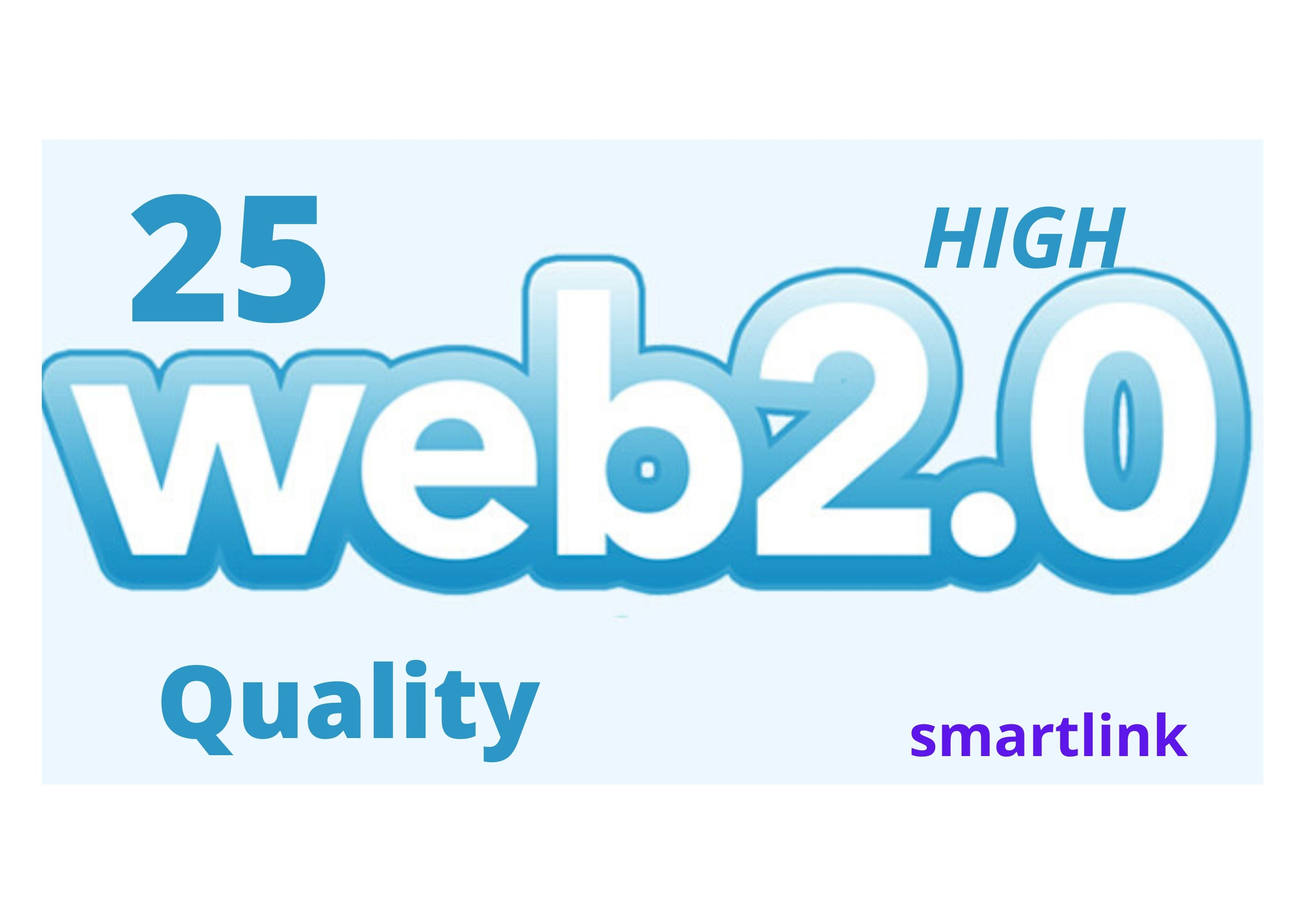 Best Sharing Sites to 25 Manual Web 2.0 Backlinks Submission