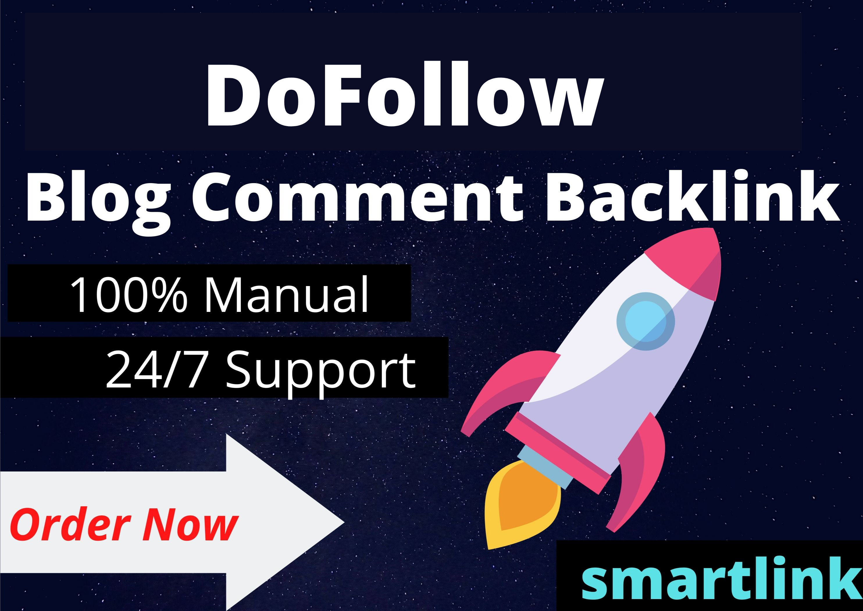 Create Manually 63 High Quality Blog Comments Backlinks On High DA