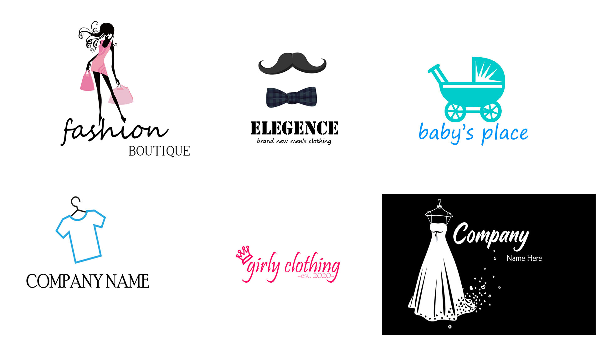 I will create unique logos for your all purposes for CHEAP PRIZES.