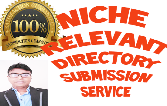 I will do 100 directory service for your website