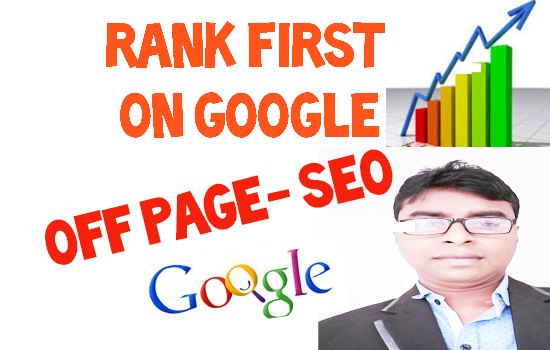 I will do Off Page SEO with backlinks strategy for 20 days