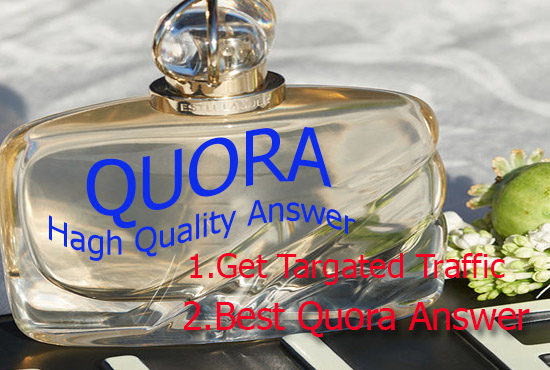 60 Quora answer and Get targeted Traffic