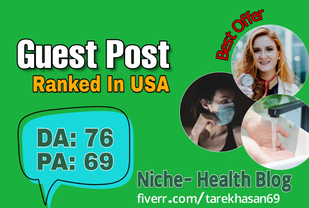 I will write and publish article on study. mdanderson. org USA ranked health blogsite.
