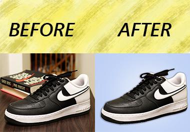 Background Removal,  Image Editing,  Retouching,  Resizing on Adobe Photoshop
