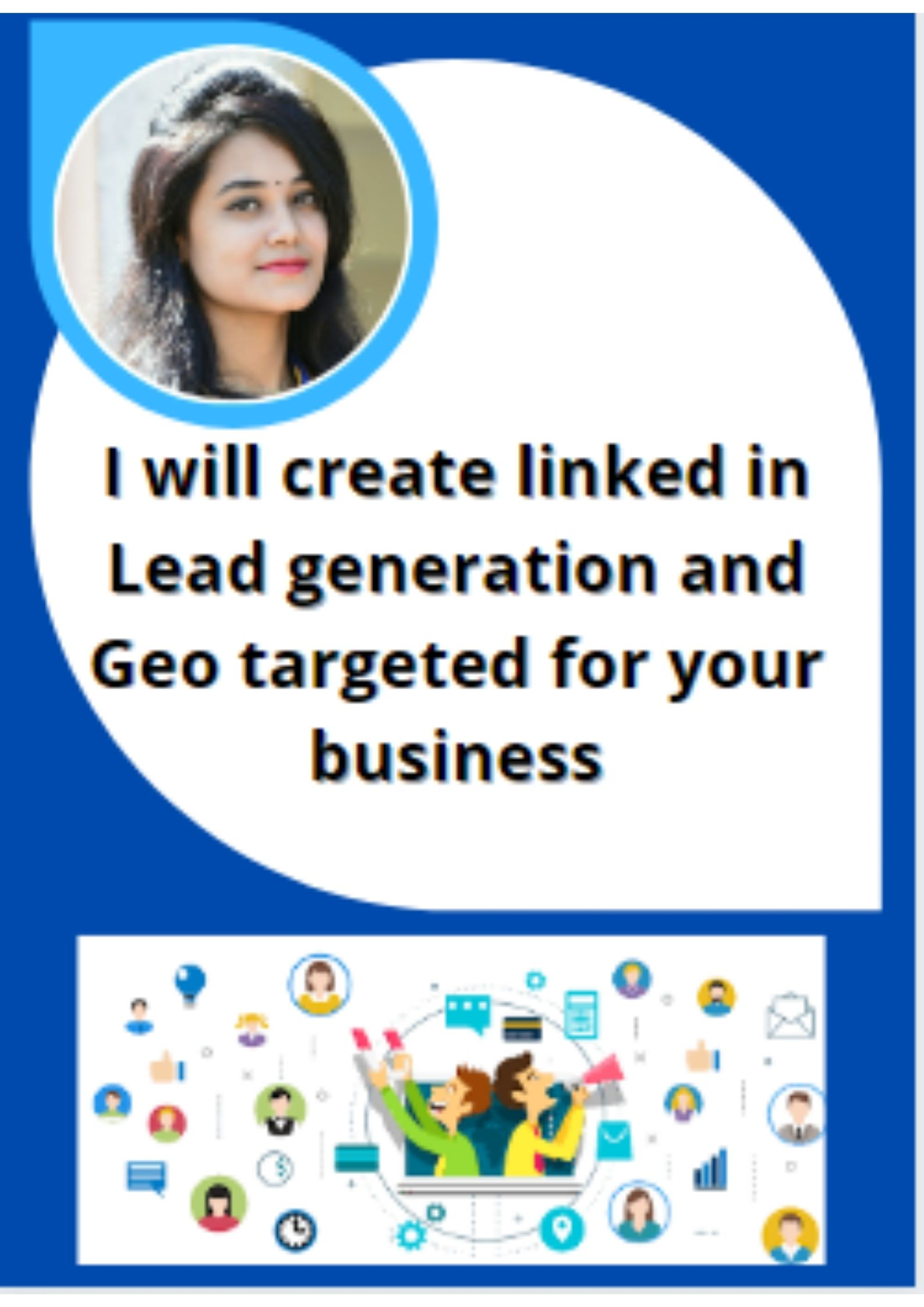 Are you searching Lead generation service and Geo targeted