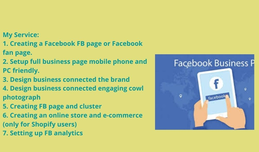 Are you finding fb,  twitter, instragram or other social media page for your business