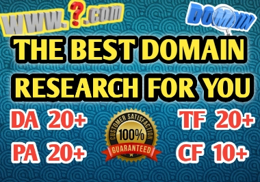 I will research 2 top expired valuable domain with high metrics pbn