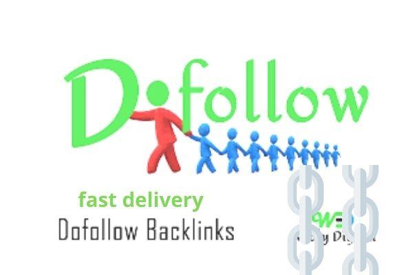 I will create 100 high DA PA contextual DO-follow backlink manually