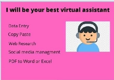 I will be your best virtual assistant of this place