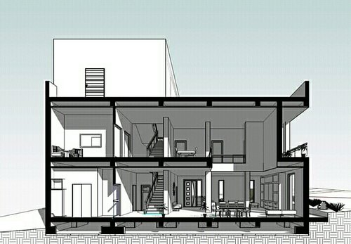 I will provide architect relevant solutions 2D,  3D in AutoCAD