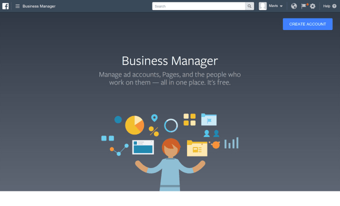 I will create facebook business manager for ads professionally