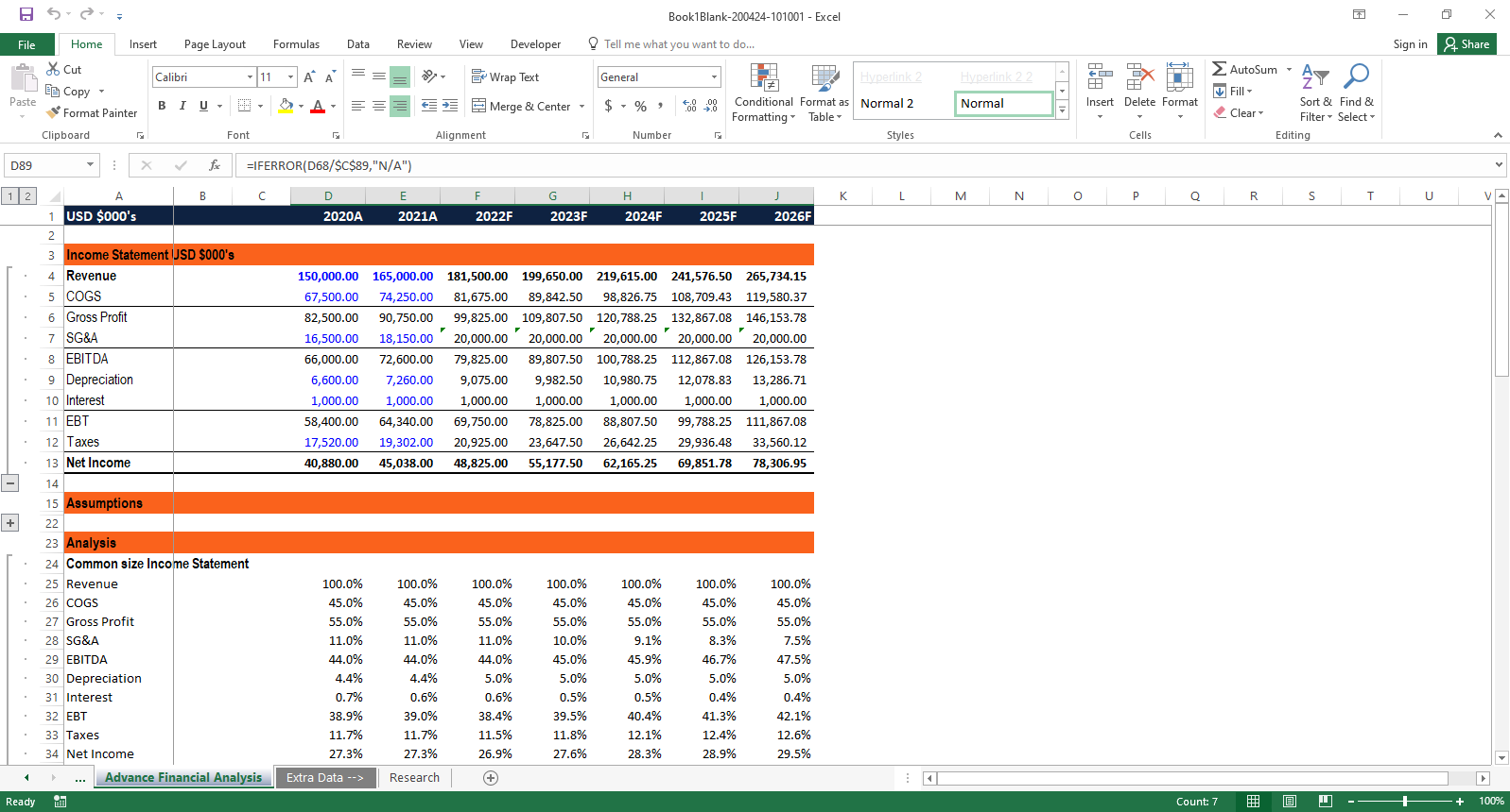 Data Entry using Microsoft Excel 2016,  by providing you a special formulas and useful functions.