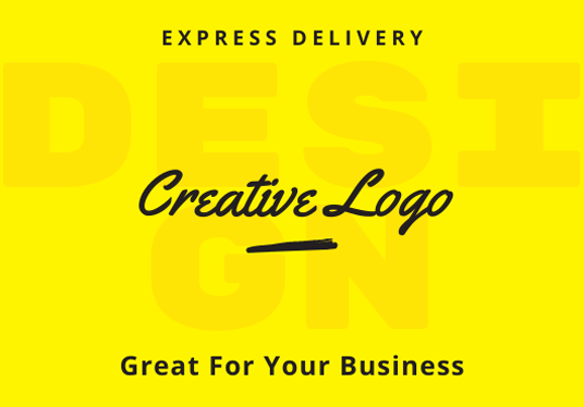 i will design creative logo in 2 days