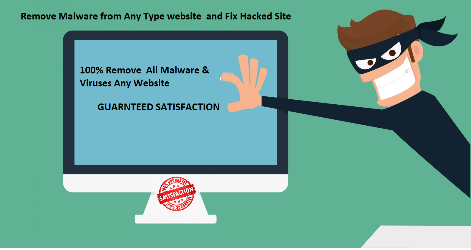 Remove Malware In your Website