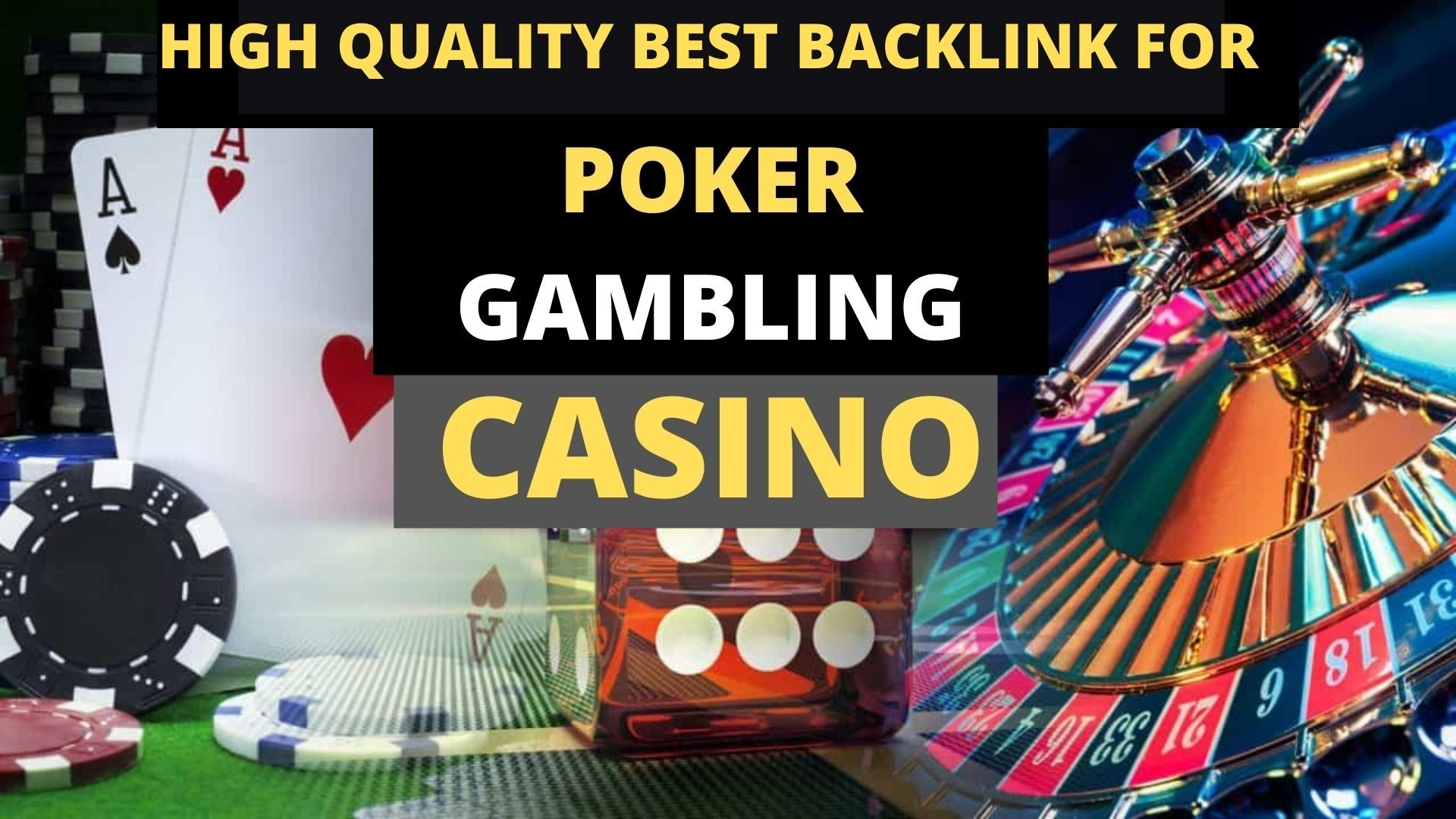 250+ Casino,  Poker,  Gambling High Quality Pbn Backlinks on high authority sites
