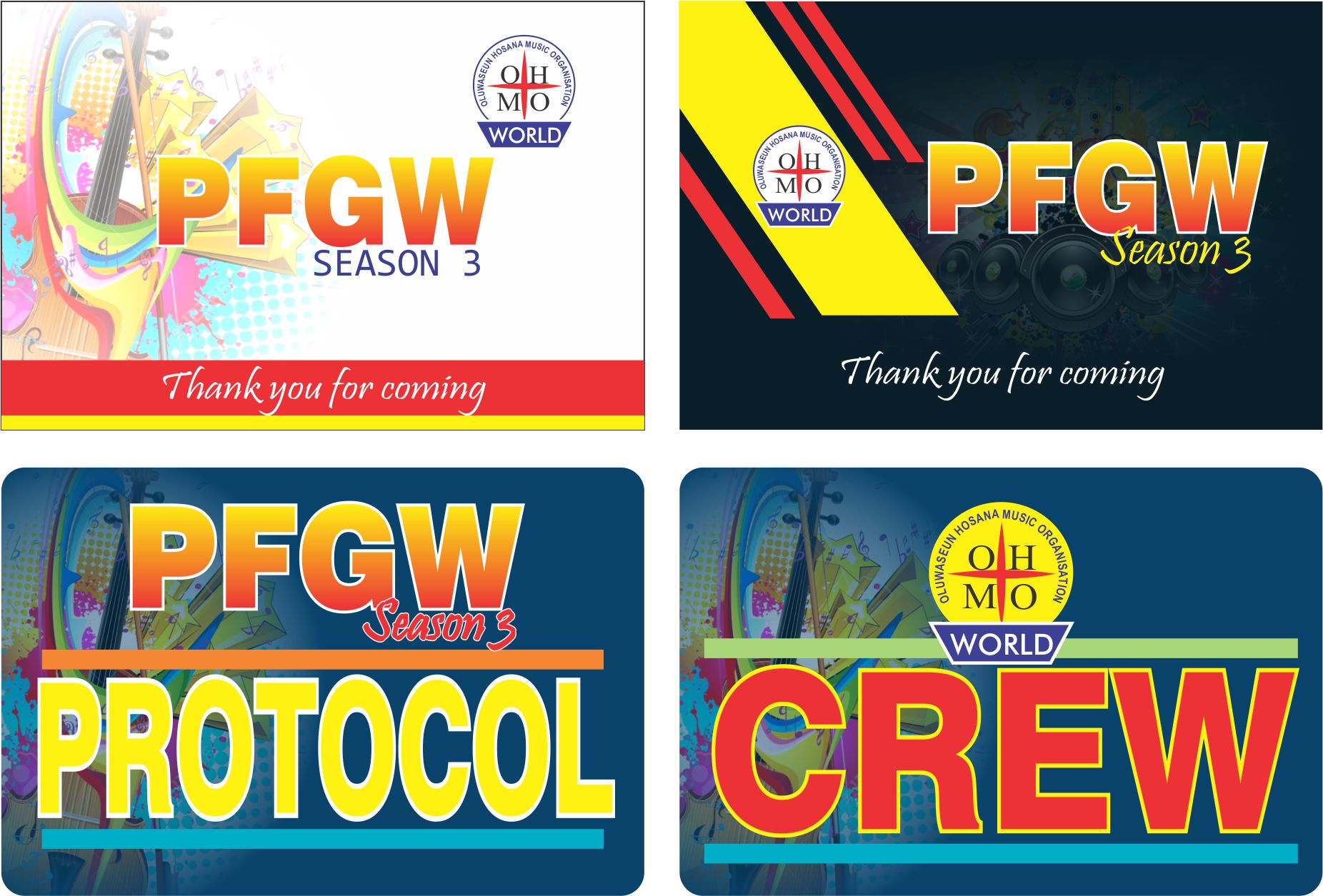 I will do a professional graphic design such as business card, logo, flyers...