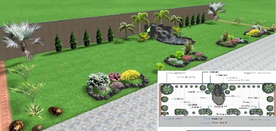 Landscape Designer and executor