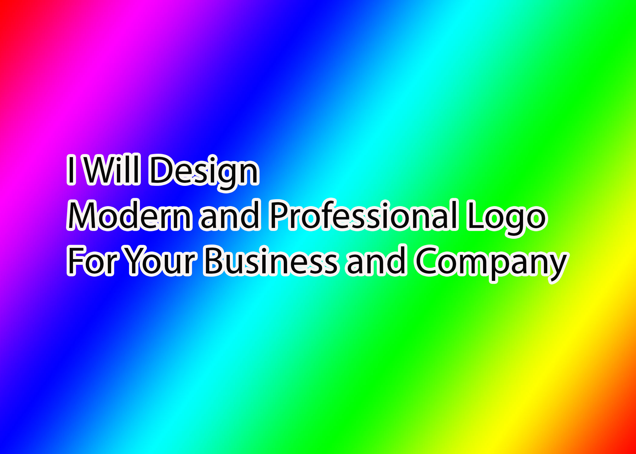 I Will Design Modern and Professional Logo For Your Business and Company