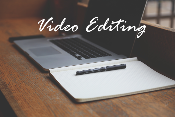 Edit Videos in a Professional way