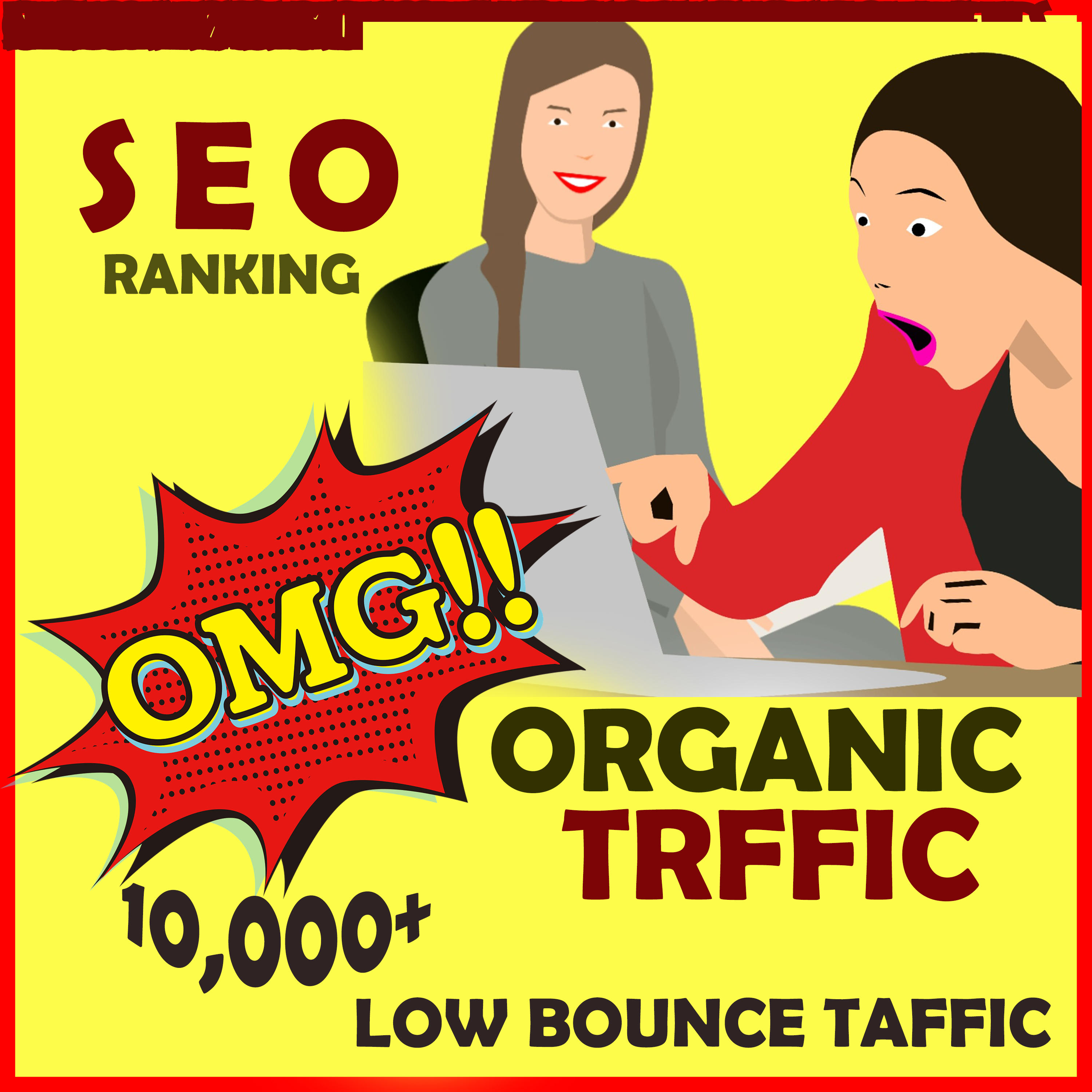 I will boost website bring real visitors, targeted web traffic
